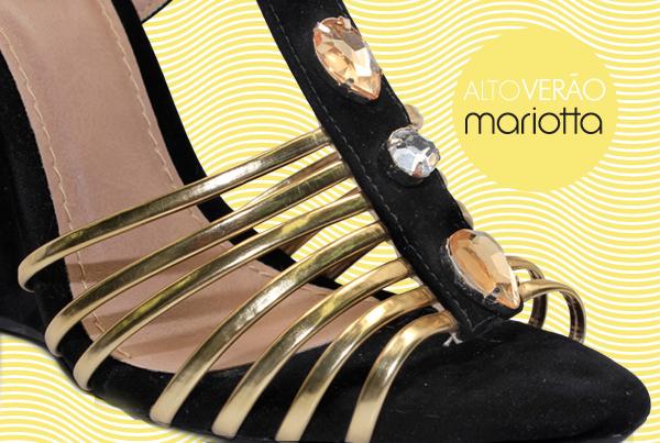 Padrão Gráfico para mídias sociais e blog Mariotta – Coleção Verão 2014